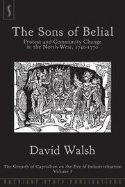 The Sons of Belial: 1 by David Walsh