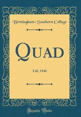 Quad by Birmingham-Southern College