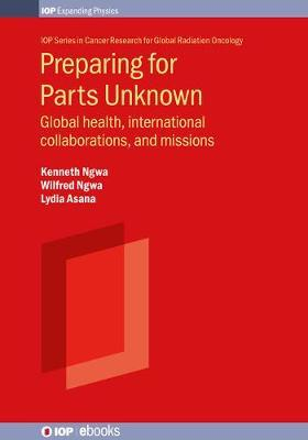 Preparing for Parts Unknown by Kenneth Ngwa