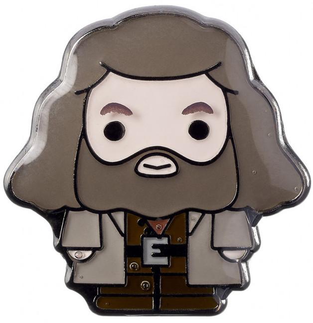 Harry Potter: Chibi Pin Badge Hagrid