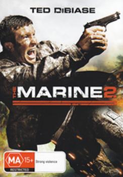 The Marine 2 on DVD image