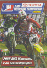AMA Motocross Championship 2006 on DVD