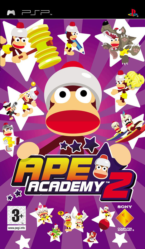 Ape Escape 2 for PSP