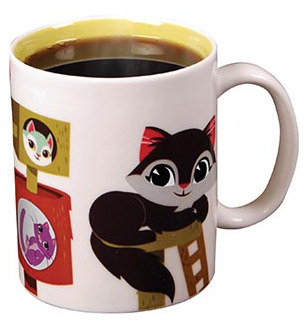 Magic Mug Kitty Condo