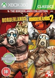 Borderlands + Borderlands 2 Collection (Classics) for Xbox 360