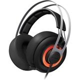 SteelSeries Siberia Elite Prism 7.1 Gaming Headset (Jet Black) for PC Games