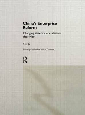 China's Enterprise Reform by You Ji image