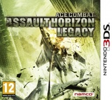 Ace Combat Assault Horizon Legacy + for Nintendo 3DS