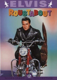 Roustabout on DVD image