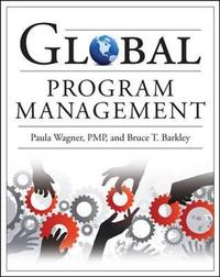 Global Program Management by Paula Wagner image