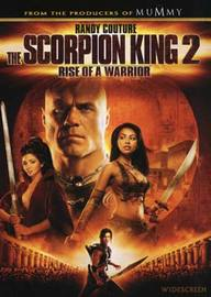 Scorpion King 2, The - Rise Of A Warrior on DVD