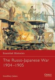 The Russo-Japanese War 1904-1905 by Geoffrey Jukes image