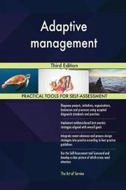 Adaptive management Third Edition by Gerardus Blokdyk image