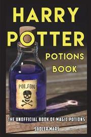 Harry Potter Potions Book by Sadler Mars