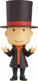 Nendoroid 1076: Professor Layton (Layton Mystery Detective Agency) - Articulated Figure