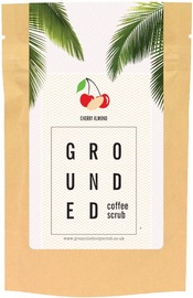 Grounded Body Scrub - Cherry Almond Coffee (200g)