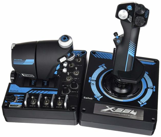 Logitech G Pro Flight X56 Rhino for PC