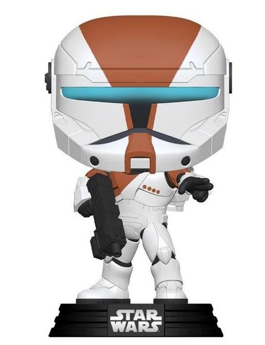 Star Wars: Republic Commando - Boss (Glow) Pop! Vinyl Figure