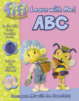 ABC: Learn with Me Book image