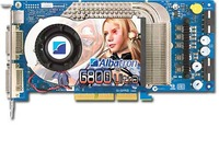 Albatron Video Card PC6800ULTRA 256MB DDR3 image