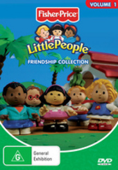 Little People - Vol. 1: Friendship Collection on DVD