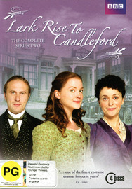 Lark Rise To Candleford - The Complete Series 2 (4 Disc Set) on DVD