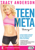 Tracy Anderson Teen Meta (4 Disc Set) on DVD
