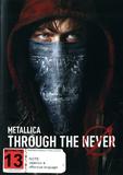 Metallica: Through The Never DVD
