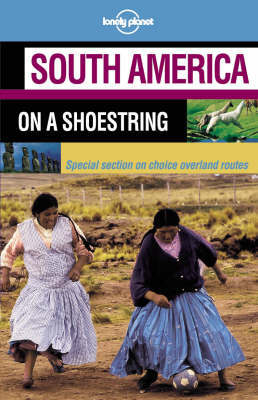 South America by Geoff Crowther