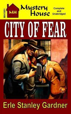 City of Fear by Erle Stanley Gardner image