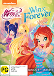 Winx Club: Winx Forever on DVD