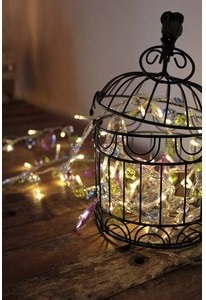Decorative String Lights Nz : Delight Decor: Chain Battery String Lights - Bohemia at Mighty Ape NZ