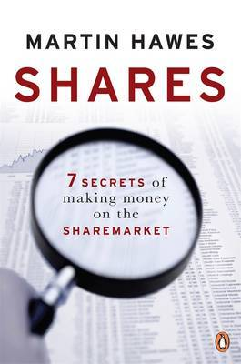 Shares: 7 Secrets of Making Money on the Sharemarket by Martin Hawes image