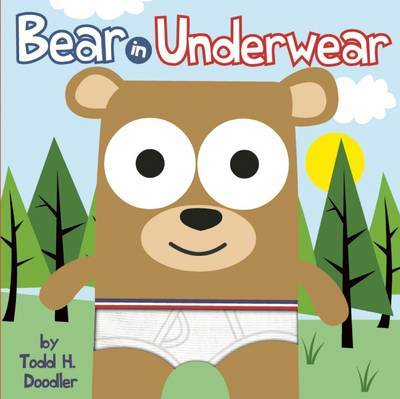 Bear in Underwear by Todd Goldman image