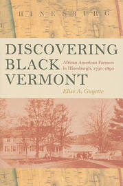 Discovering Black Vermont by Elise A. Guyette image