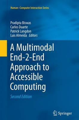 A Multimodal End-2-End Approach to Accessible Computing image
