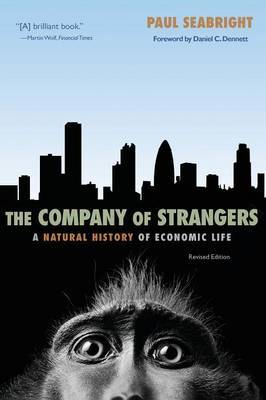 The Company of Strangers by Paul Seabright image