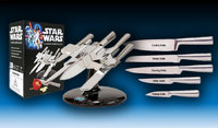 Star Wars: X-Wing Fighter - Knife Block image