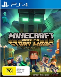 Minecraft: Story Mode Season 2 for PS4