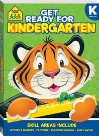 School Zone Get Ready for Kindergarten
