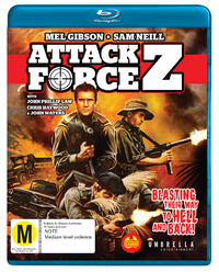 Attack Force Z on Blu-ray