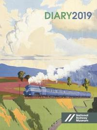 National Railway Museum Desk Diary 2019 by National Railway Museum
