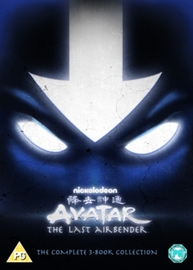 Avatar - The Last Airbender - The Complete Collection on DVD