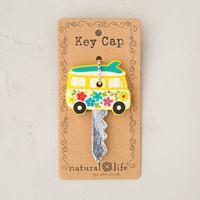 Natural Life: Key Caps - Cream Gold Van
