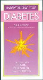 Understanding Your Diabetes by P.H. Wise image