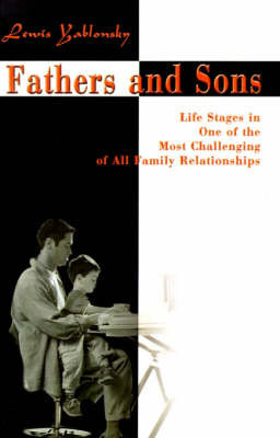 Fathers and Sons by Lewis Yablonsky