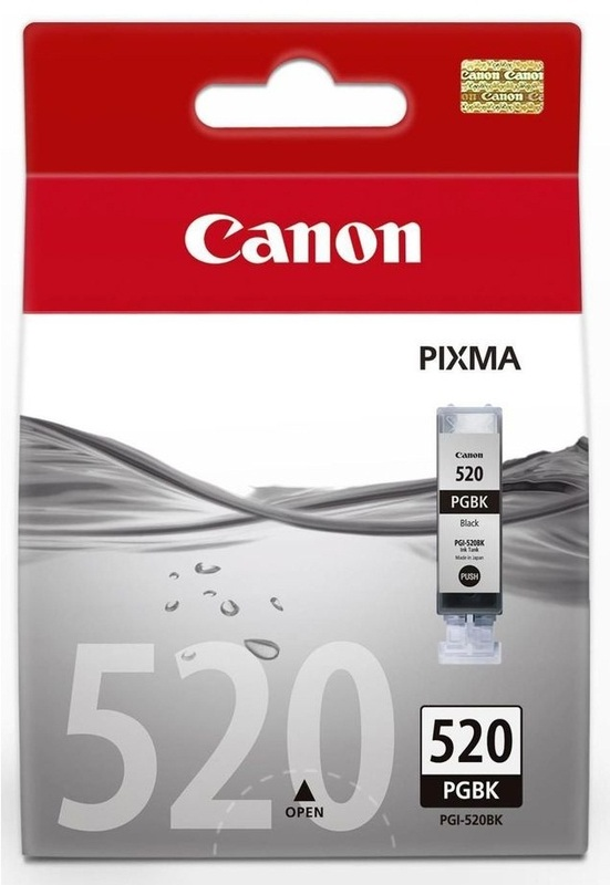 Canon Ink Cartridge - PGI520BK (Black)