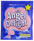 Angel Delight Strawberry Instant Dessert Mix (59g)