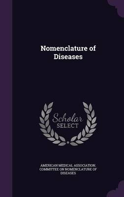 Nomenclature of Diseases image