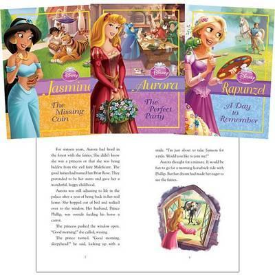 Disney Princesses Set 2 by Helen Perelman